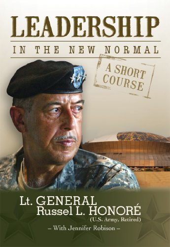Leadership in the New Normal A Short Course  2012 edition cover