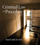 Criminal Law and Procedure:   2014 edition cover