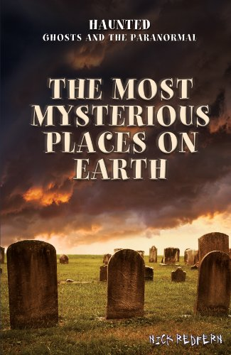 The Most Mysterious Places on Earth:   2013 edition cover