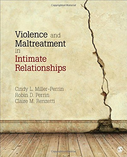 Violence and Maltreatment in Intimate Relationships   2018 9781506323817 Front Cover