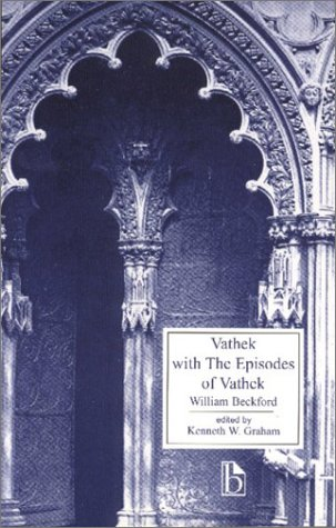 Vathek with the Episodes of Vathek   2001 edition cover