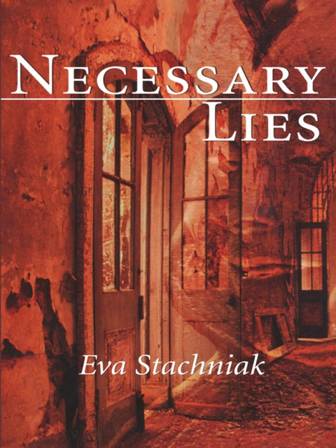 Necessary Lies  N/A 9781554885817 Front Cover