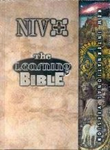 NIV The Learning Bible  N/A edition cover