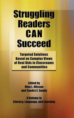 Struggling Readers Can Succeed: Teaching Solutions Based on Real Kids in Classrooms and Communities  2013 edition cover