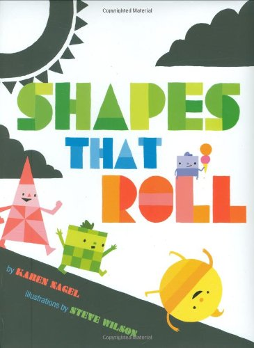 Shapes That Roll   2009 9781934706817 Front Cover