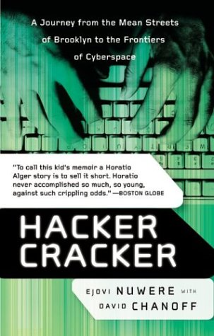 Hacker Cracker A Journey from the Mean Streets of Brooklyn to the Frontiers of Cyberspace N/A edition cover