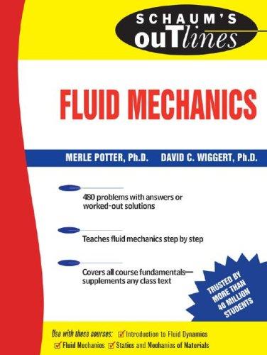 Schaum's Outline of Fluid Mechanics   2008 edition cover
