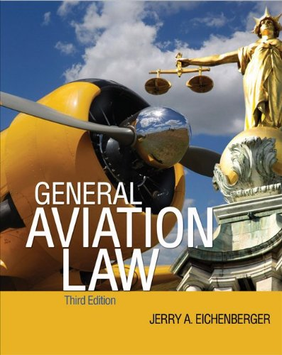 General Aviation Law 3/e  3rd 2012 9780071771818 Front Cover