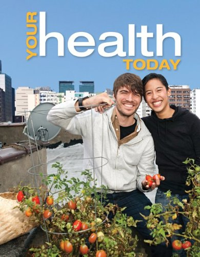 Your Health Today with Connect Plus Access Card  4th 2013 edition cover