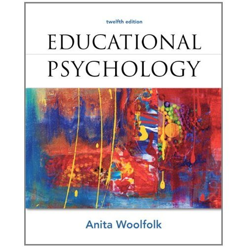 Educational Psychology, Student Value Edition  12th 2013 edition cover