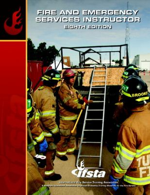 Fire and Emergency Services Instructor  2012 edition cover