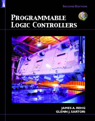 Programmable Logic Controllers  2nd 2009 edition cover