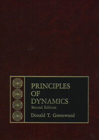 Principles of Dynamics  2nd 1987 edition cover