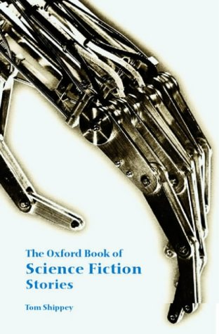 Oxford Book of Science Fiction Stories   2003 edition cover