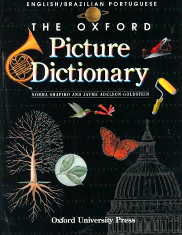 Oxford Picture Dictionary   1999 9780194362818 Front Cover