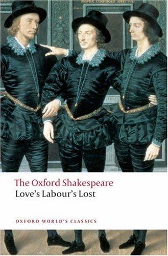 Love's Labour's Lost   2008 edition cover
