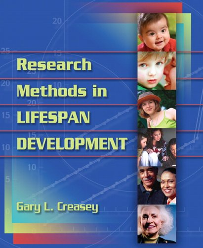 Research Methods in Lifespan Development   2006 edition cover
