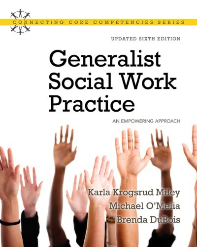 Generalist Social Work Practice An Empowering Approach (Updated Edition) 6th 2011 edition cover