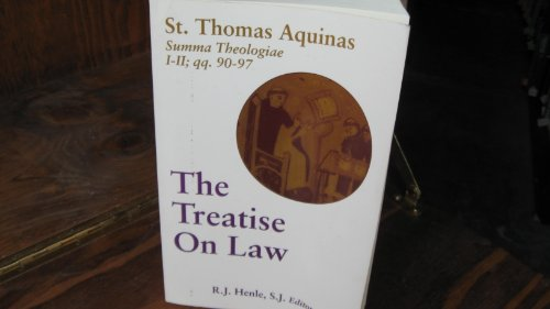 Treatise on Law   1993 edition cover
