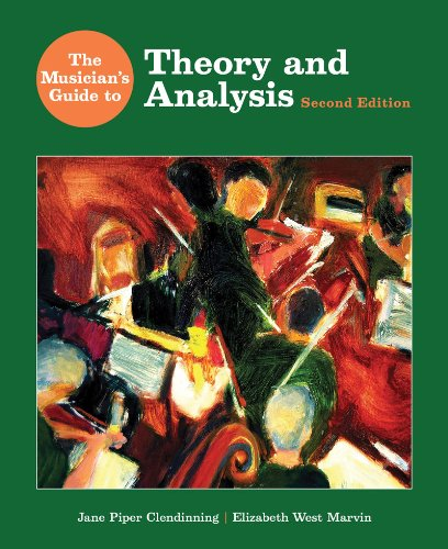 Musician's Guide - Theory and Analysis  2nd 2010 9780393930818 Front Cover