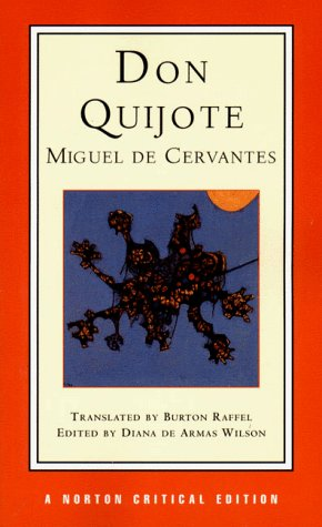 Don Quijote   1998 edition cover