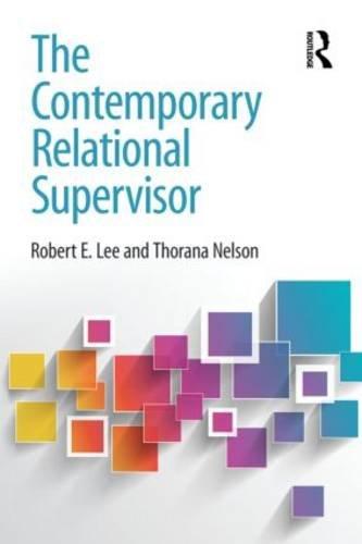 Contemporary Relational Supervisor   2014 edition cover