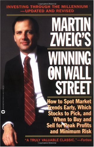 Martin Zweig Winning on Wall Street  4th 1997 (Revised) edition cover