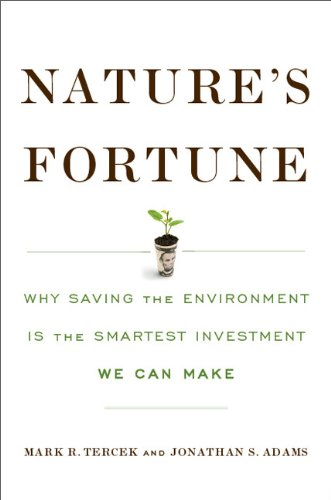 Nature's Fortune How Business and Society Thrive by Investing in Nature  2013 edition cover