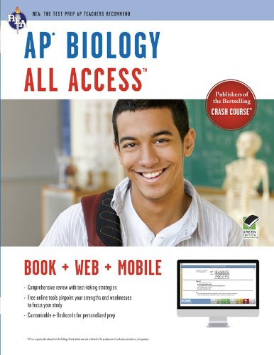 AP� Biology All Access  N/A edition cover
