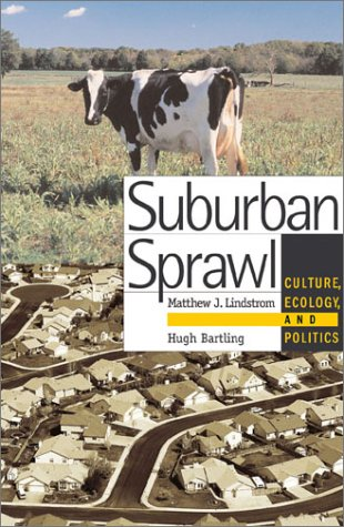 Suburban Sprawl Culture, Theory, and Politics  2003 9780742525818 Front Cover