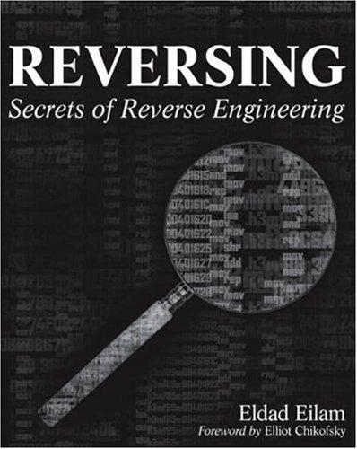 Reversing Secrets of Reverse Engineering  2005 edition cover