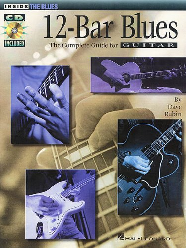 12-Bar Blues  N/A edition cover