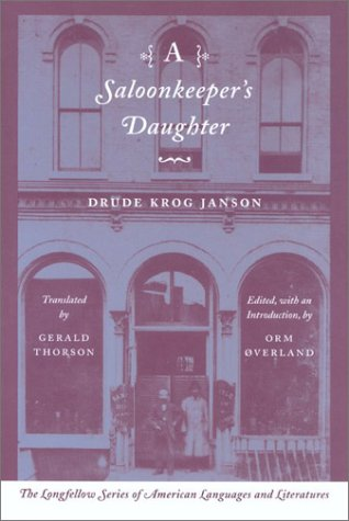 Saloonkeeper's Daughter   2002 edition cover
