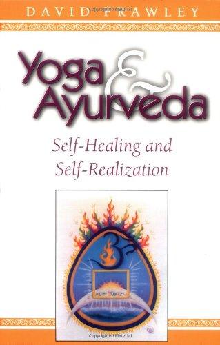 Yoga and Ayurveda Self-Healing and Self-Realization  1999 edition cover