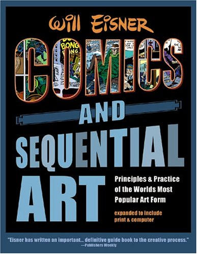 Comics and Sequential Art  16th 2001 edition cover