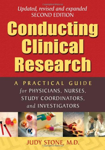 Conducting Clinical Research   2010 edition cover