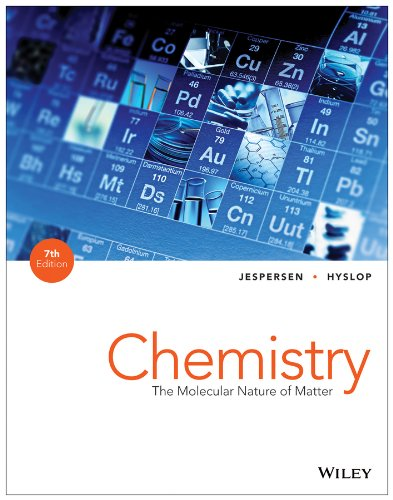 Chemistry The Molecular Nature of Matter N/A 9781118866818 Front Cover