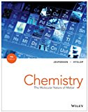 Chemistry The Molecular Nature of Matter 7E with WileyPlus Card N/A 9781118866818 Front Cover