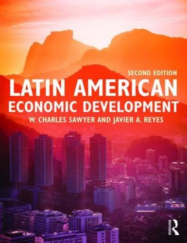 Latin American Economic Development  2nd 2016 (Revised) 9781138848818 Front Cover