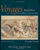 Voyages in World History:   2015 edition cover