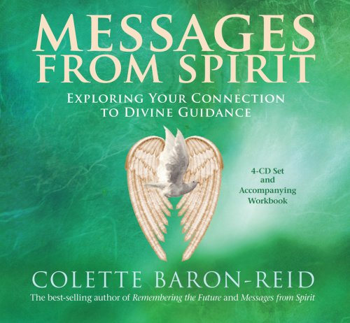 Messages from Spirit Exploring Your Connection to Divine Guidance  2008 edition cover