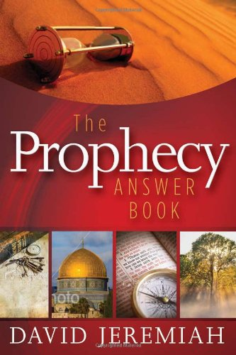 Prophecy Answer Book   2010 edition cover