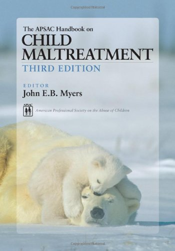 APSAC Handbook on Child Maltreatment  3rd 2011 edition cover