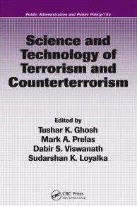Science and Technology of Terrorism and Counterterrorism  2nd 2009 (Revised) edition cover