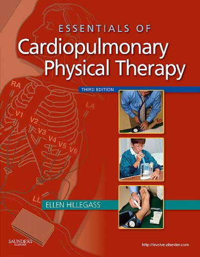 Essentials of Cardiopulmonary Physical Therapy  3rd 2011 edition cover