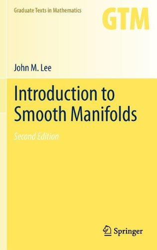 Introduction to Smooth Manifolds  2nd 2012 edition cover