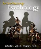 Introducing Psychology:  2nd 2015 9781464107818 Front Cover