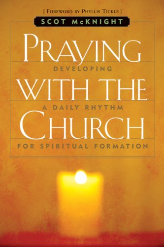 Praying with the Church Following Jesus Daily, Hourly, Today  2006 edition cover