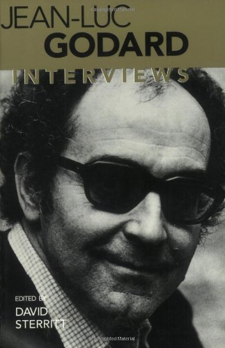 Jean-Luc Godard Interviews N/A edition cover