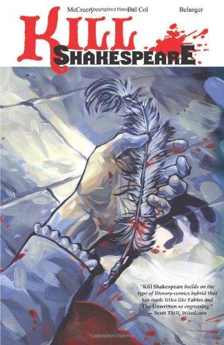 Kill Shakespeare   2010 edition cover